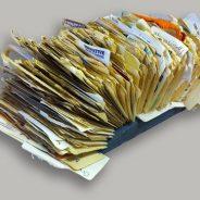Fiți zgârciți cu cărțile de vizită!